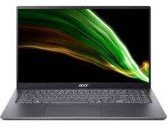 "Portátil ACER Swift 3 SF316-51-75W3 (16.1"" – Intel Core i7-11370H – RAM: 16 GB – 1 TB SSD – Intel Iris Xe Graphics)"