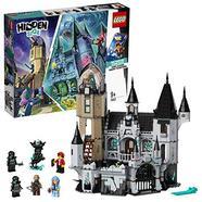 LEGO Hidden Side Mystery Castle com aplicação de Realidade Aumentada para iPhone e Android