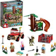 LEGO Mundo Jurássico Stygimoloch Fuga do Dinossauro Stygimoloch