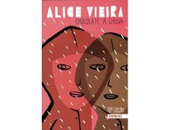 Livro Chocolate à Chuva de Alice Vieira