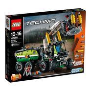 Lego Technic: Máquina forestal