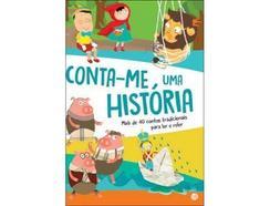 Livro Conta-me uma História de Ana Oom