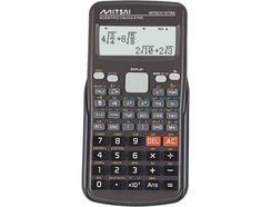 Calculadora Científica MITSAI MTSC5167BK PR