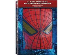 Blu-Ray + DVD O Fantástico Homem-Aranha – Edição Mascara