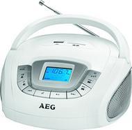 Rádio Portátil MP3 AEG Sr4373