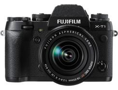 Fujifilm X-T1 + XF 18-55mm f/2.8-4 R LM OIS (Preto)