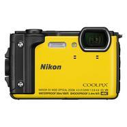 Máquina Fotográfica NIKON W300 Amarelo
