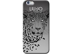 Capa LIU.JO Hard Tiger iPhone 6, 6s Preto