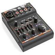 Power Dynamics PDM-D301BT Mixer de 3 Canales Mesa de Mistura Bluetooth