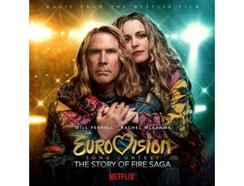 CD OST: Eurovision Song Contest: The Story of Fire Saga