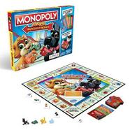 Monopoly Junior: Banca Electrónica Hasbro