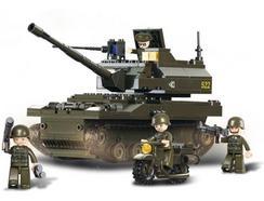 Construção SLUBAN Tanque 2