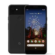 """Google Pixel 3a 5,6"""" 4GB 64GB 4G Just Black"""