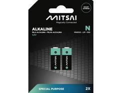 Pilhas Não Recarregáveis MITSAI N/MN9100 (MN – 2 Unidades)