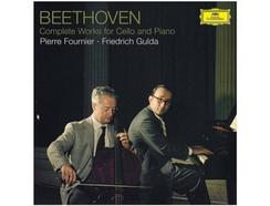 Vinil Pierre Fournier & Friedrich Gulda – Beethoven: Complete Works for Cello and Piano