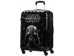 Mala de Viagem AMERICAN TOURISTER Star Wars Legends Darth Vader 65 cm