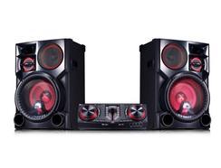 Aparelhagem Hi-Fi LG CJ98