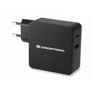 Carregador Conceptronic Port 60W USB