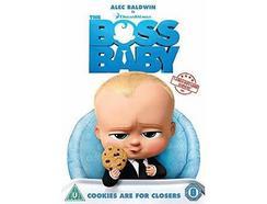 DVD The Boss Baby