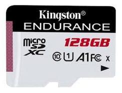 Cartão de Memória MicroSDXC KINGSTON Endurance 128GB