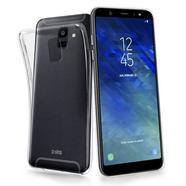 dd68bc0ce Capa MUVIT Cristal Samsung Galaxy A6 2018 Transparente — Comparador ...