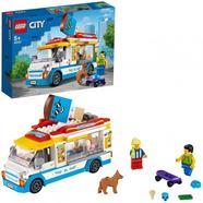 LEGO City: Camião de Gelados