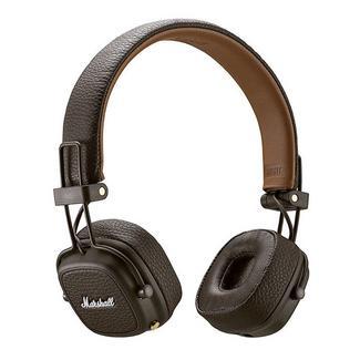 Auscultadores Bluetooth MARSHALL Major III em Castanho
