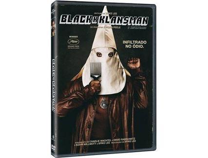 DVD Blackkklansman: O Infiltrado