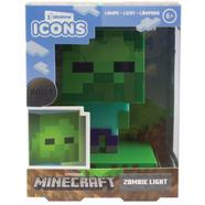 Candeeiro Icon Light Minecraft Zombie