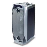 Coluna Conceptronic Bluetooth Disco Speaker Cinza