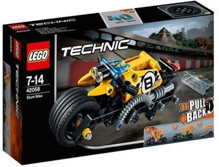 LEGO Technic – Mota de Acrobacias
