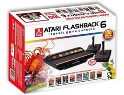 Consola ATARI Retro Flashback 100 GAMES