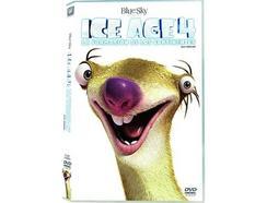 DVD Ice Age 4: La Formación De Los Continentes (Edição em Espanhol)