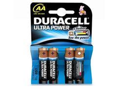 Pilhas Ultra DURACELL Lr6 Emb4