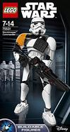 LEGO Star Wars: Comandante StrompTrooper