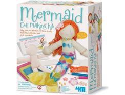 Construção RUNADRAKE Mermaid Doll Making Kit (M8)