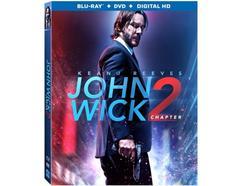 Blu-Ray John Wick 2 (De: Chad Stahelski – 2017)