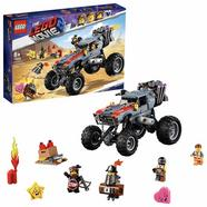 LEGO Movie: O Buggy de Fuga de Emmet e Lucy!