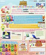 Jogo Pack 3 Cartões Amiibo Animal Crossing HHD + Album