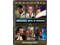 DVD Artemis: Hotel de Bandidos