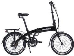 Bicicleta Elétrica STAKEFLASH E-Bike Pro Preta