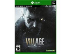 Jogo Xbox Series X Resident Evil Village (Lenticular Edition)