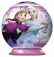 Puzzle 3D RUNADRAKE Bola Frozen (Idade Mínima: 6 – 72 Peças)