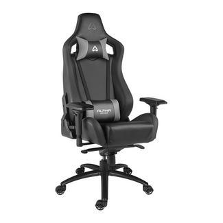 Cadeira Alpha Gamer Polaris Racing Black