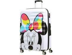 Mala de Viagem AMERICAN TOURISTER Disney Minnie Wavebreaker 77 cm