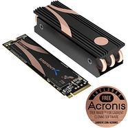 Sabrent 2TB Rocket Nvme PCIe 4.0 M.2 2280 TLC SSD com dissipador térmico