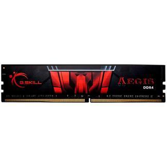 Memória RAM G.SKILL Aegis 8GB (1x8GB) DDR4-2666MHz CL19 Preta