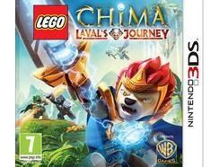 Jogo Nintendo 3DS LEGO Legends of Chima: Laval's Journey