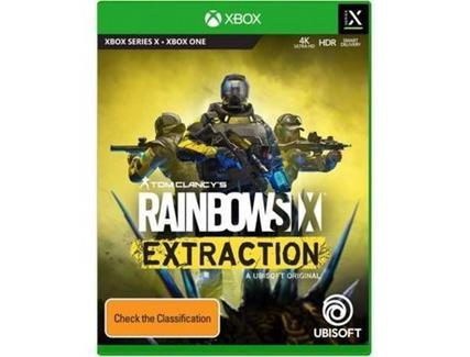 Jogo Xbox Series X Rainbow Six Extraction