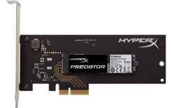 Kingston HyperX Predator 240GB (c/ adaptador PCIe)